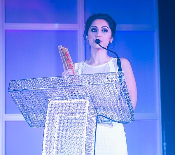 Veronica Chail Awarded Entertainment Media Personality Of The Year
