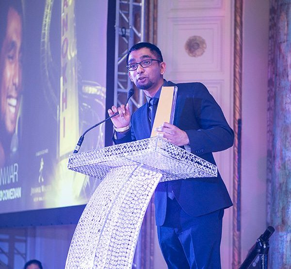 Danish Anwar Awarded Most Promising Comedian