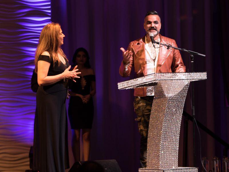 Arshad Khan Wins LGBTQI Crusader Of The Year 2017 Award