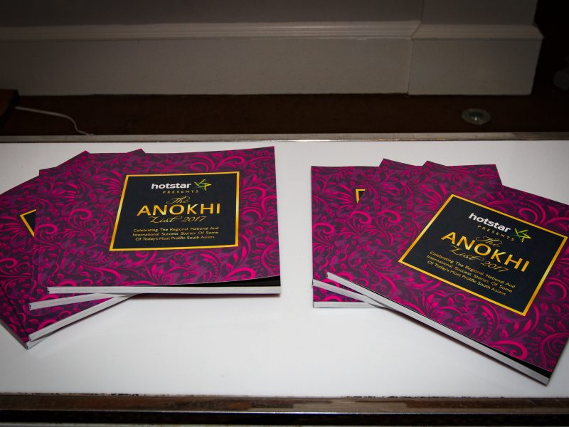 Each Attendee Received A Copy Of The ANOKHI Coffee Table Book