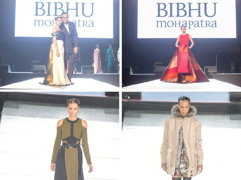 First Canadian Fashion Showcase By Designer Bibhu Mohapatra