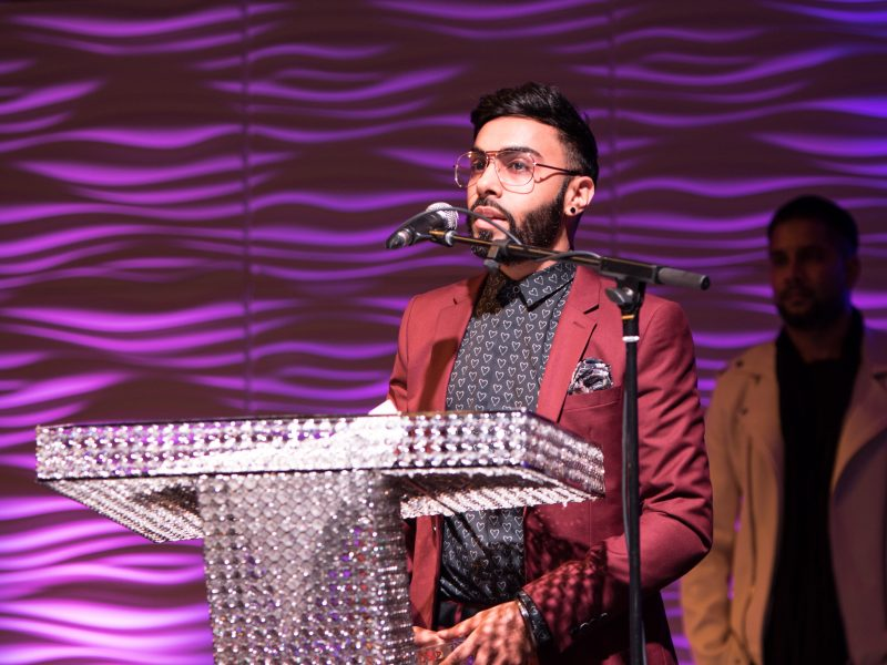 Raxstar Wins Excellence In Music Performance 2017 Award
