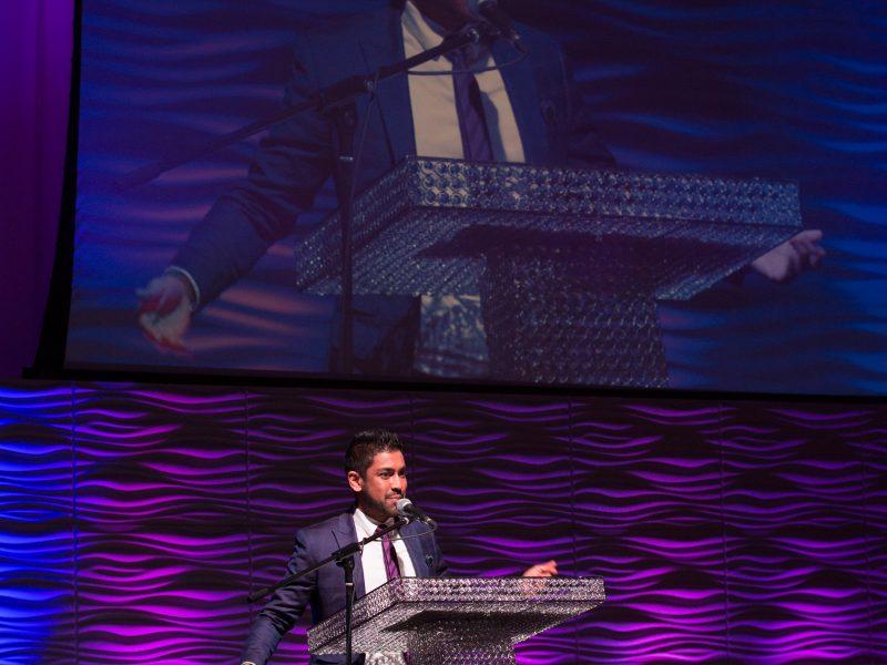 Travis Dhanraj Presents The Glamour Awards